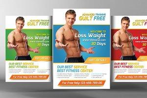 Multipurpose Fitness Flyer