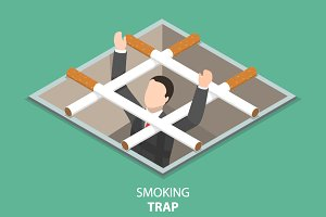 Smoking trap