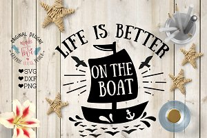 Life is Better on the Boat