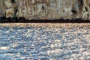italian rock coastline