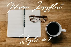 Warm Layflat, Style 1