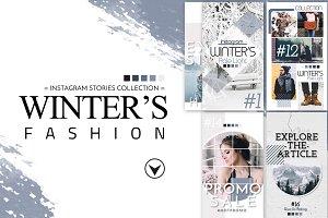 PSD- Winter Fashion