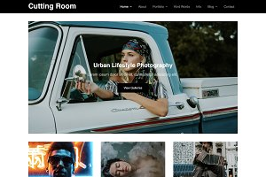 Photography Theme - Cutting Room
