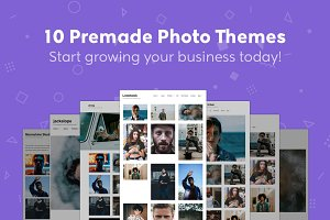 Photography Theme Bundle