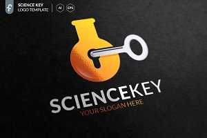 Science Key Logo