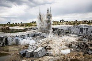 bang for the extracion granite