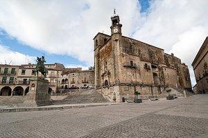 Square of Trujillo, Unesco site