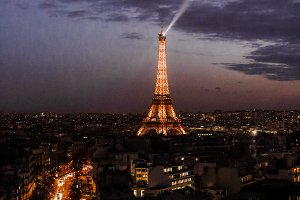 Paris in the Night