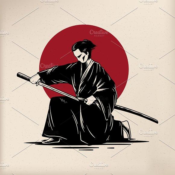 Illustration Of Japanese Style