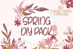 Spring DIY Pack