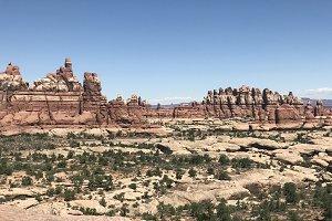 Canyonlands Desert National Park