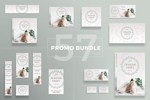 Promo Bundle | Fashion Shoes