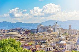 Rome sighseeing