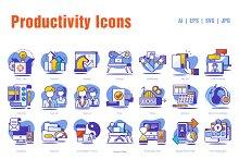 Productivity Icons