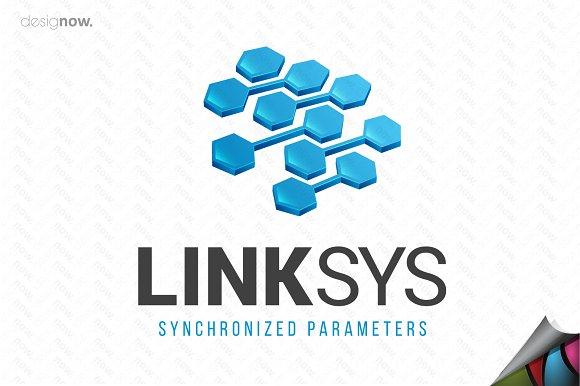 Hexagon Links Logo