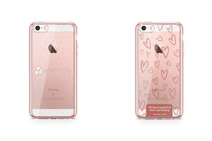 iPhone 5-5S-SE TPU Electroplated