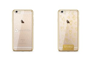 Apple iPhone 6-6s TPU Electroplated