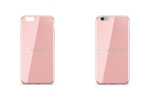 Apple iPhone 6 Plus TPU Electroplate