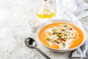 Sweet Potato Detox Soup