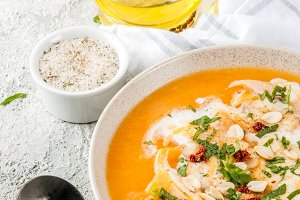 Sweet Potato Detox Soup