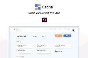 Ozone Project Management Web UI Kit
