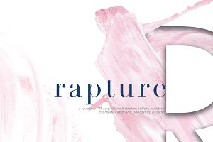 Rapture - Acrylic Graphic Set