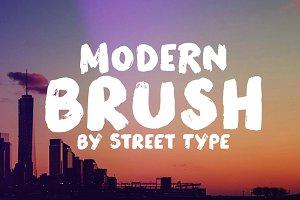 Modern Brush