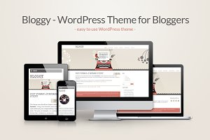 Bloggy-WordPress Theme