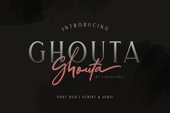 Ghouta Font Duo