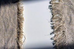 Rough textile