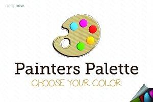 Painters Palette Logo