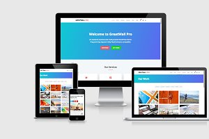 GreatWall Pro - Multi-Purpose Theme