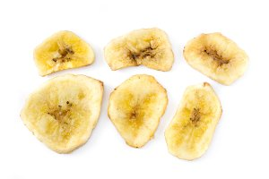 Banana chips
