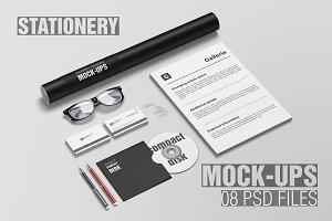 Stationery / Branding Mockup V. 3