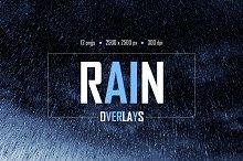 Rain Overlays