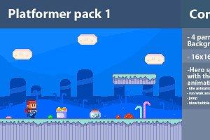 Plateformer GamePack 1