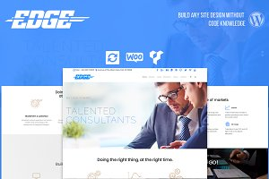 Edge Business WordPress Theme
