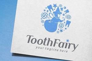Tooth Fairy Logo
