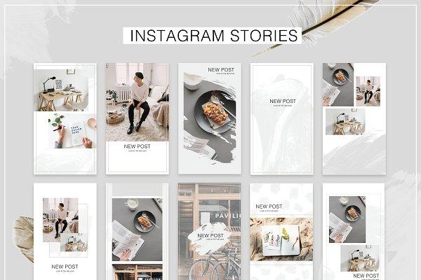14 Instagram Stories Pack