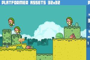 Platformer Assets Pack 3