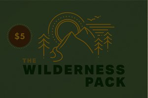 The Wilderness Icon Pack