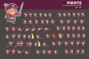 PIRATE GAME SPRITE