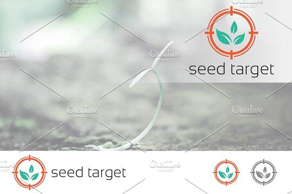 Target Green Seed Research Logo