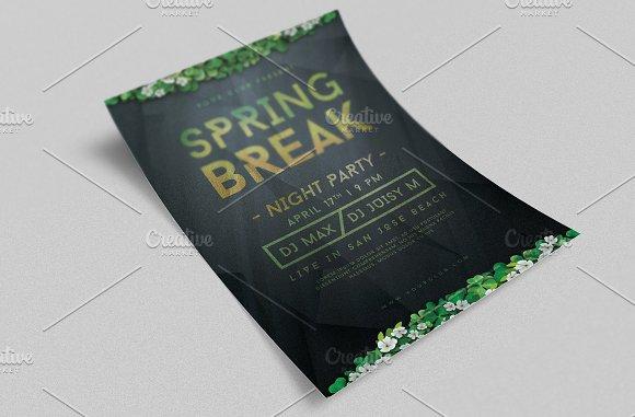 Spring Break Night Party