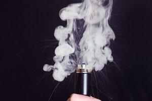 electronic cigarette mechanical mod