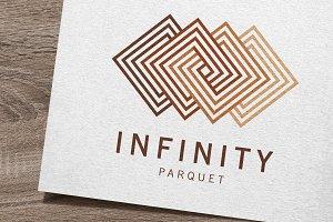 Infinity Parquet Logo