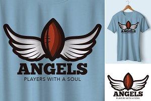 football angels logo