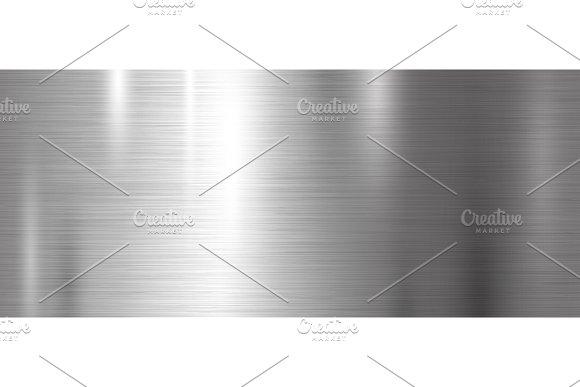 Metal texture background in Textures