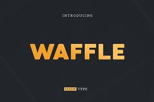 MADE Waffle | 30% Off