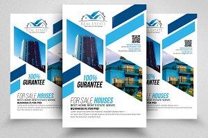 Real Estate Business Flyer Temp